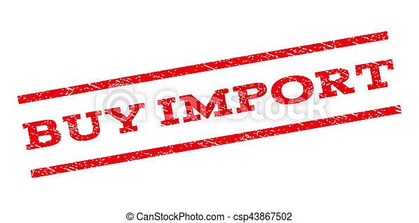 timbre, importation, achat, watermark - csp43867502