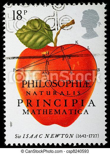 timbre postal - csp8240593