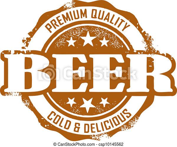 timbre, vendange, style, bière - csp10145562