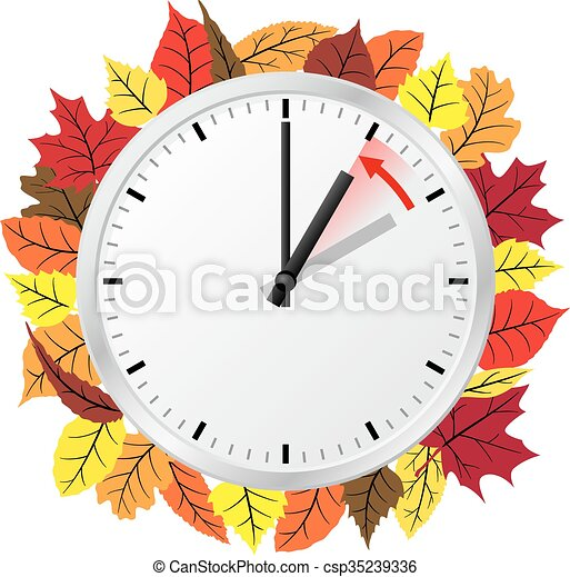 time change to standard time vector illustration of a clock rh canstockphoto ca time change clock clipart time change 2016 clipart