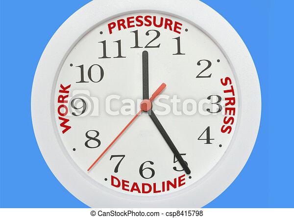 Time deadline - csp8415798