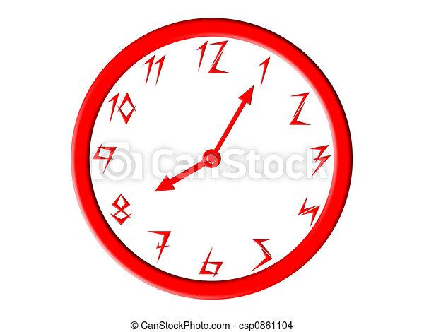 time - csp0861104