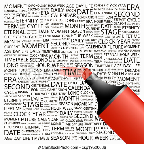 TIME. - csp19520686