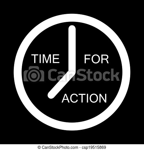 Time For Action - csp19515869