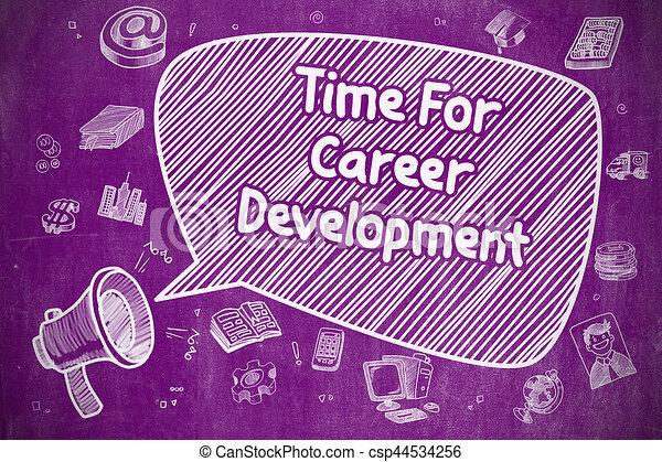 speech on career development