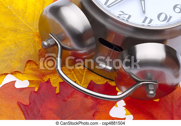 Time for Fall - csp4881504