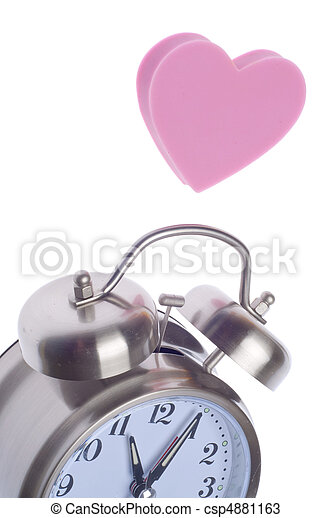 Time for Love - csp4881163