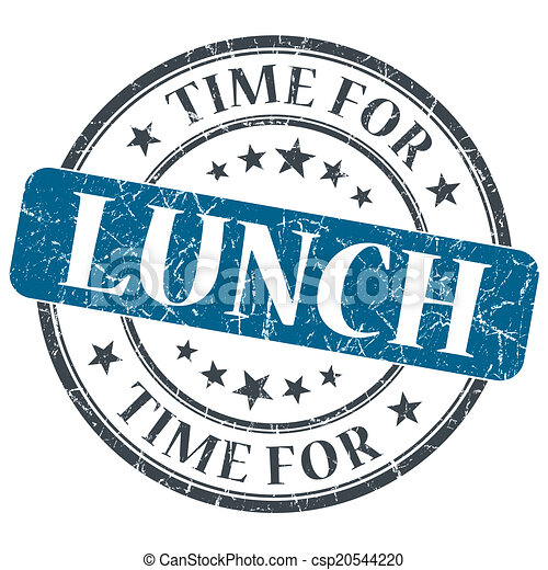 Time For Lunch Stock Illustration Images 765 Time For Lunch