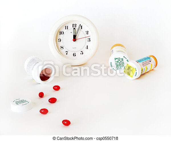 Time For Your Dose of Medicine - csp0550718