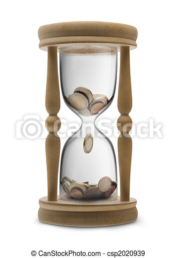 Time is money - csp2020939