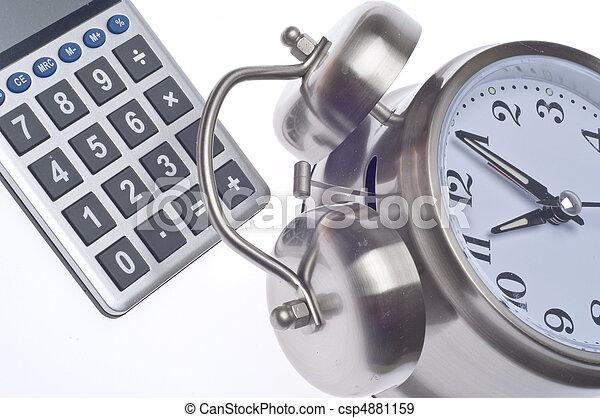 Time is Money - csp4881159