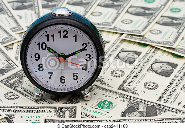 Time is Money - csp2411103