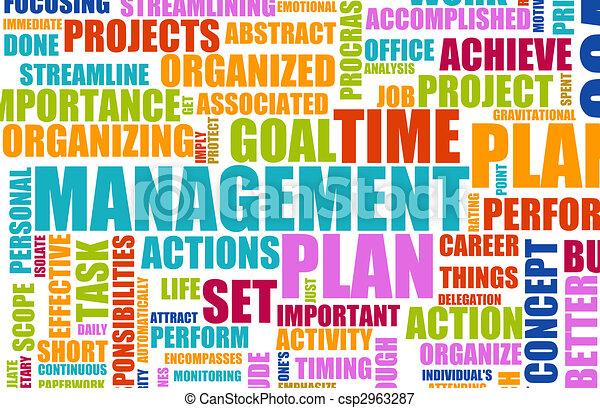 Time Management - csp2963287