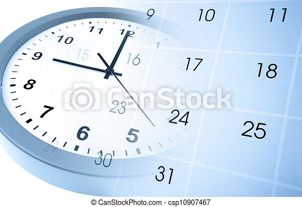 Time management - csp10907467