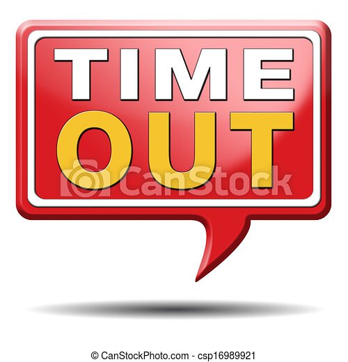 time out - csp16989921