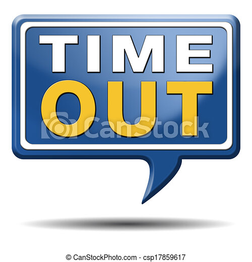 time out - csp17859617