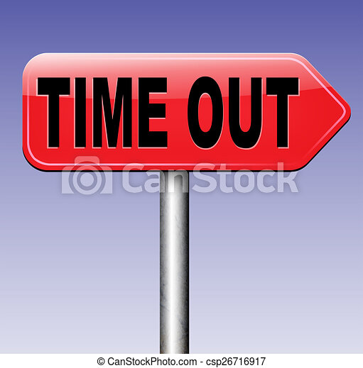 time out - csp26716917