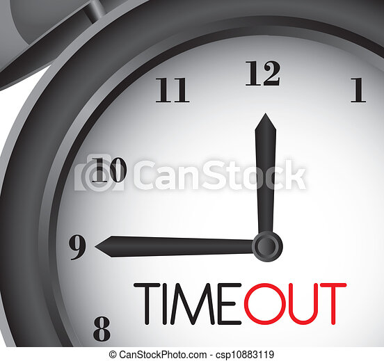 time out - csp10883119