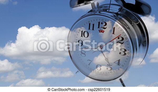 Time passing - csp22601519