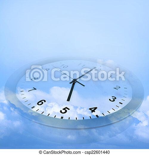 Time passing - csp22601440