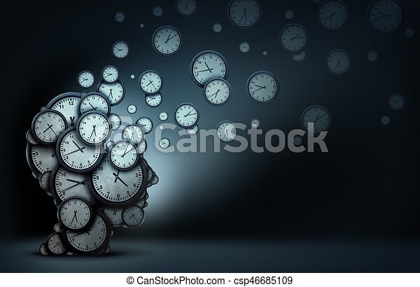 Time Planning Concept - csp46685109