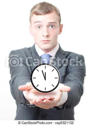Time running out - csp5321132