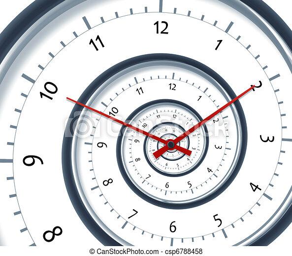 time spiral - csp6788458