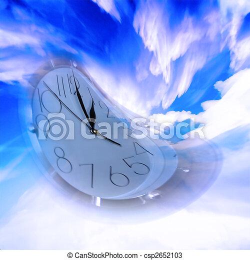 time - csp2652103
