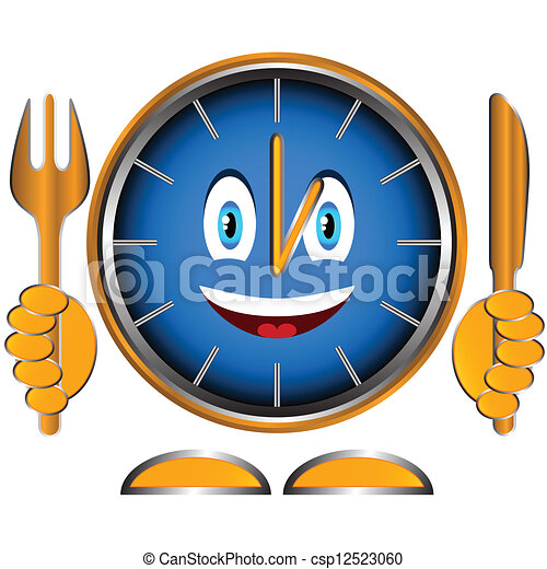 Time to have dinner - csp12523060
