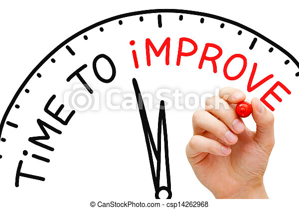 Time to Improve - csp14262968