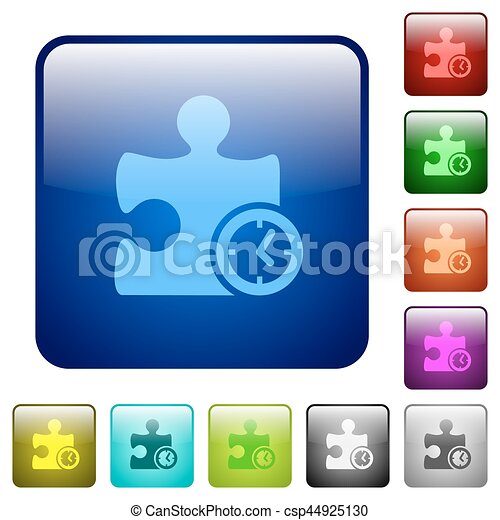Timer plugin color square buttons - csp44925130