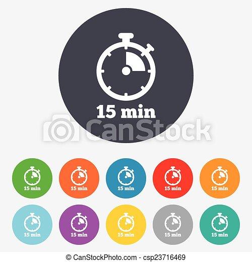 15 mintue timer