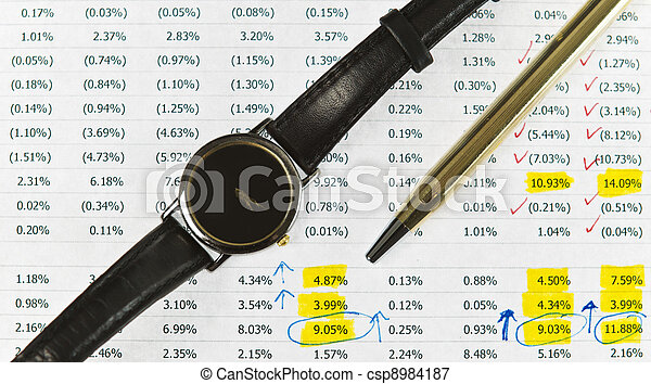 Timing the Market - csp8984187