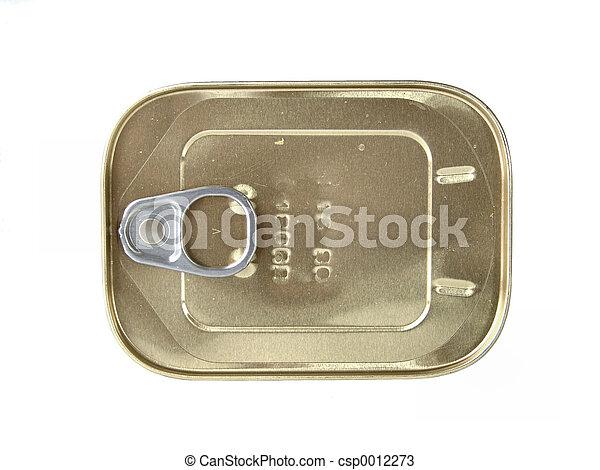 Tin Can - csp0012273