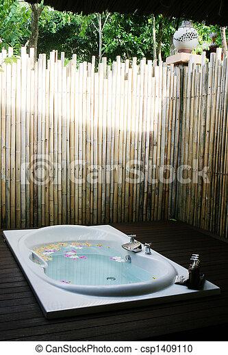 La bañera - csp1409110