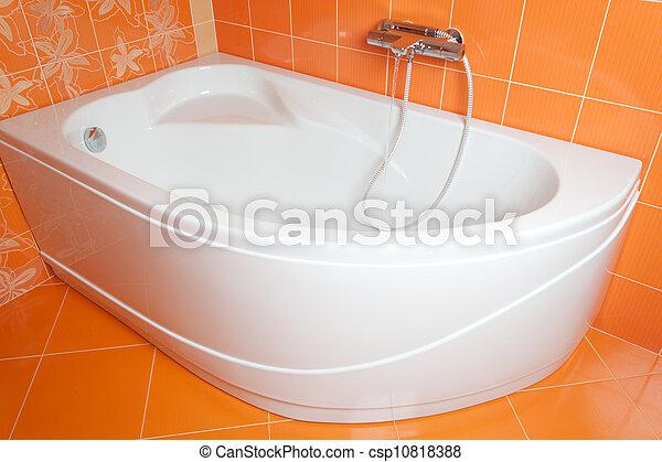 Baño - csp10818388