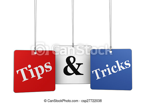Tips And Tricks Web Tags - csp27722038