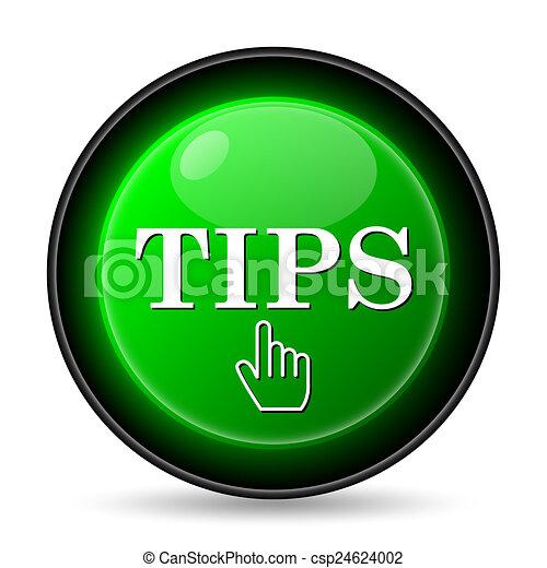 Tips icon - csp24624002