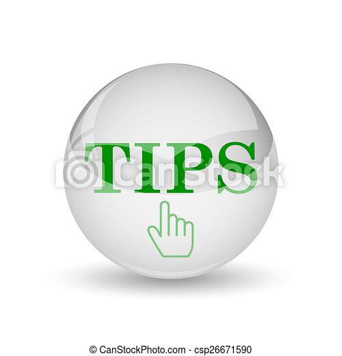Tips icon - csp26671590