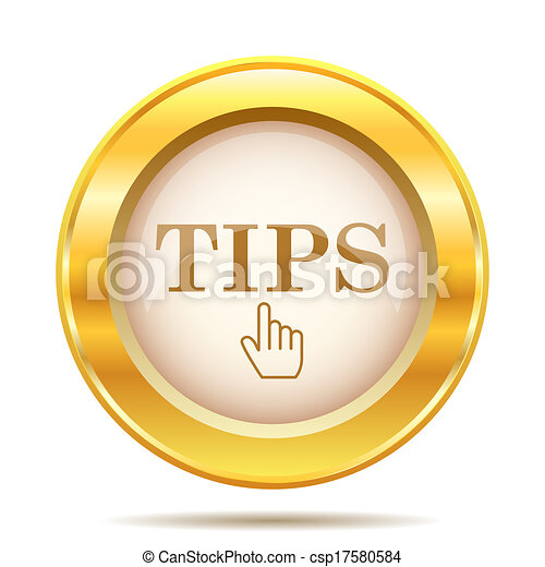 Tips icon - csp17580584