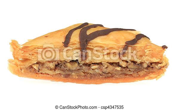 Tiramisu Dessert - csp4347535