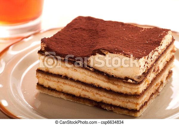 tiramisu dessert - csp6634834
