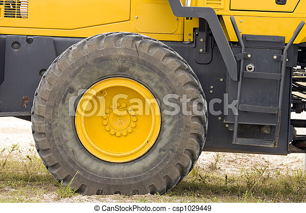 Tire and wheel - csp1029449
