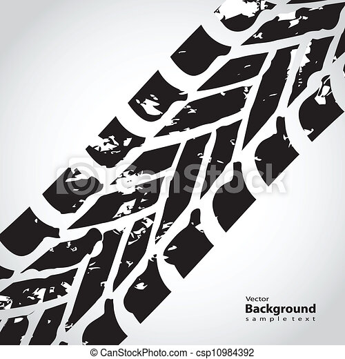 tire track background rh canstockphoto com tire track clipart tire track clipart free