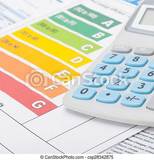 tiro, energia, -, mapa, eficiência, estúdio, calculadora - csp28342875