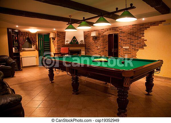 Tisch billard zimmer luxuri s foto billardtisch for Zimmer tisch