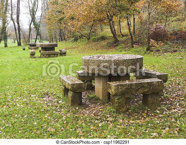 Tische, stein, bänke, natur Stockfotos - Suche Foto Clipart ...