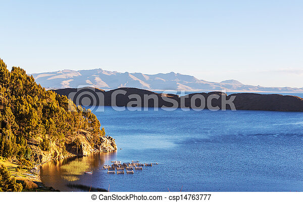 Titicaca - csp14763777