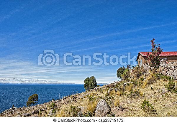 titicaca - csp33719173