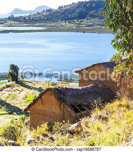 Titicaca - csp16688787